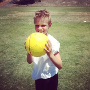 T3 – love his attitude and he isn't so little anymore