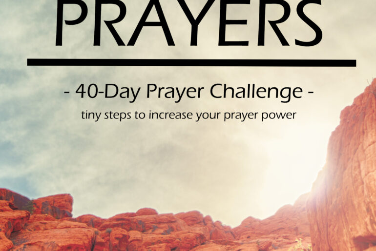 Power up your prayers book