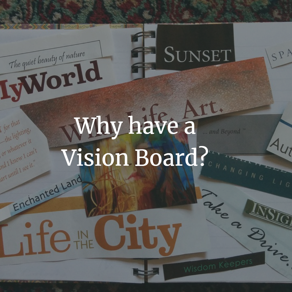 Create Your Valuable Vision Board