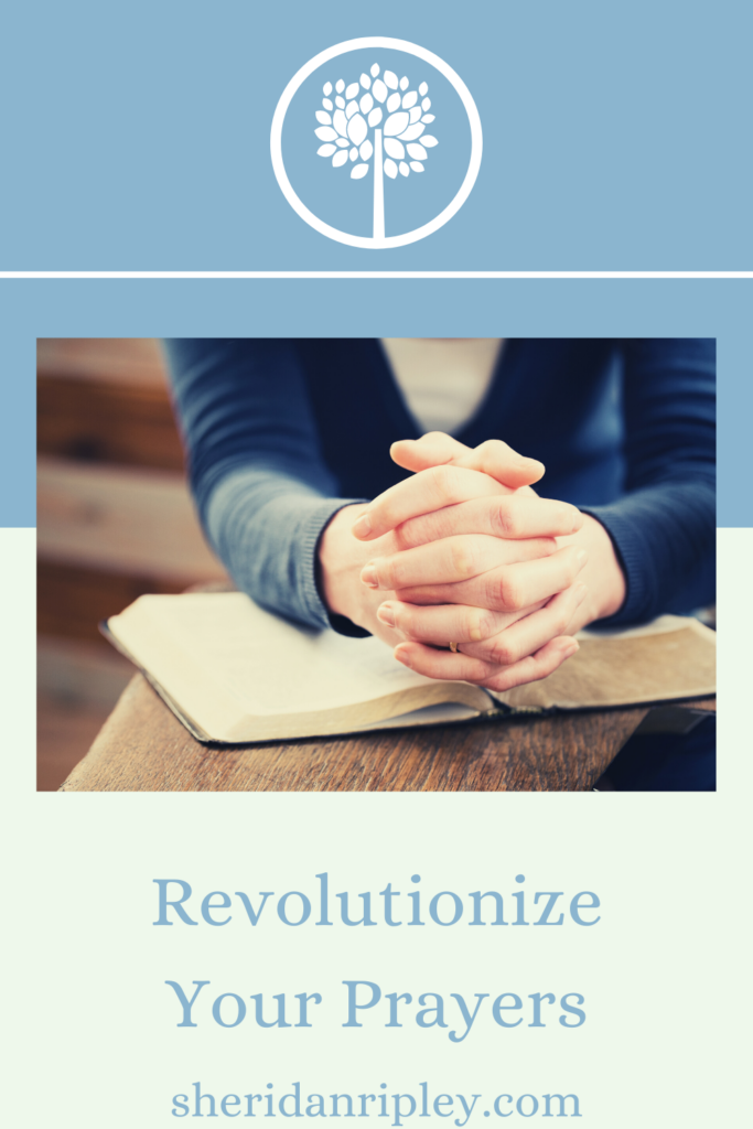 15. Prayer Cheat Sheet to Revolutionize Your Prayers!