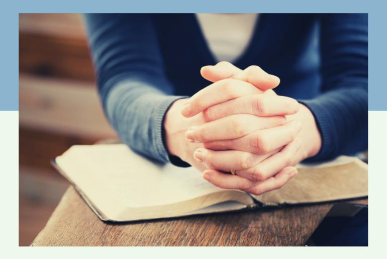 Revolutionize Your Prayers Podcast