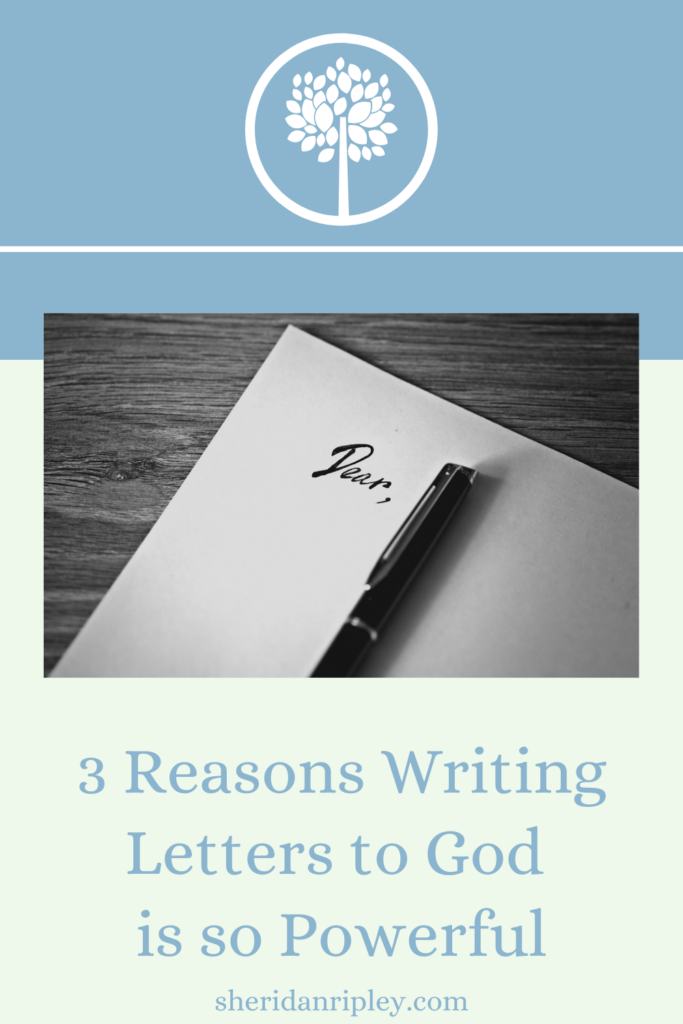 26. 3 Reasons Writing Letters to God is so Powerful
