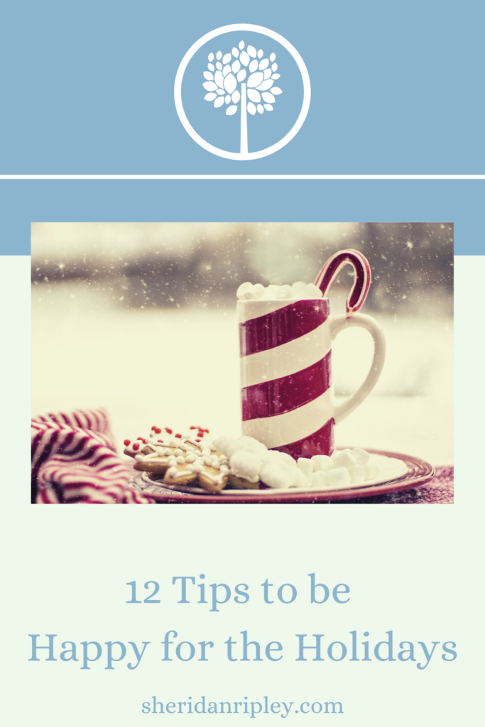 30. 12 Tips to be Happy for the Holidays in 2020