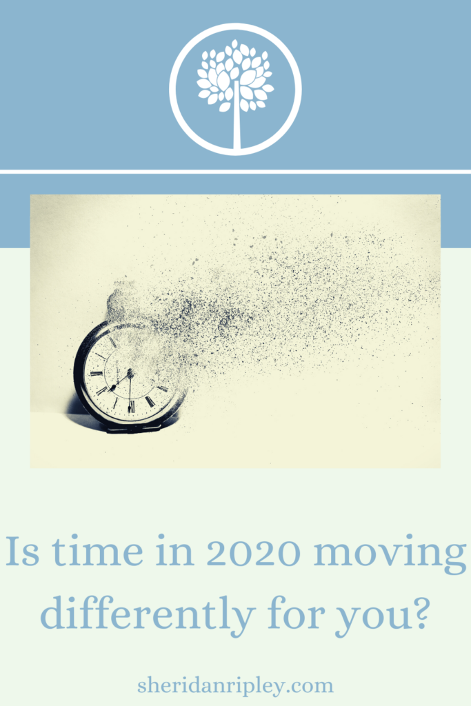 31. Is Time in 2020 Moving Differently for You?