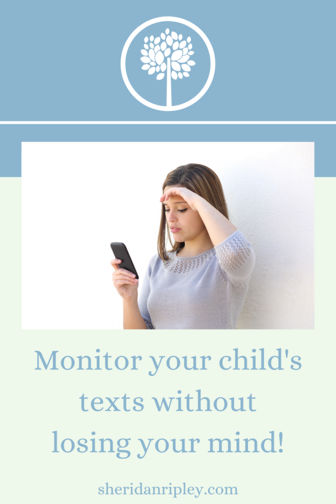 42. The best tool to monitor your child's thousands of texts without drowning