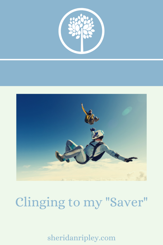 "49. My Fascinating Dream of Clinging to My ""Saver"" while Falling from a Plane!"