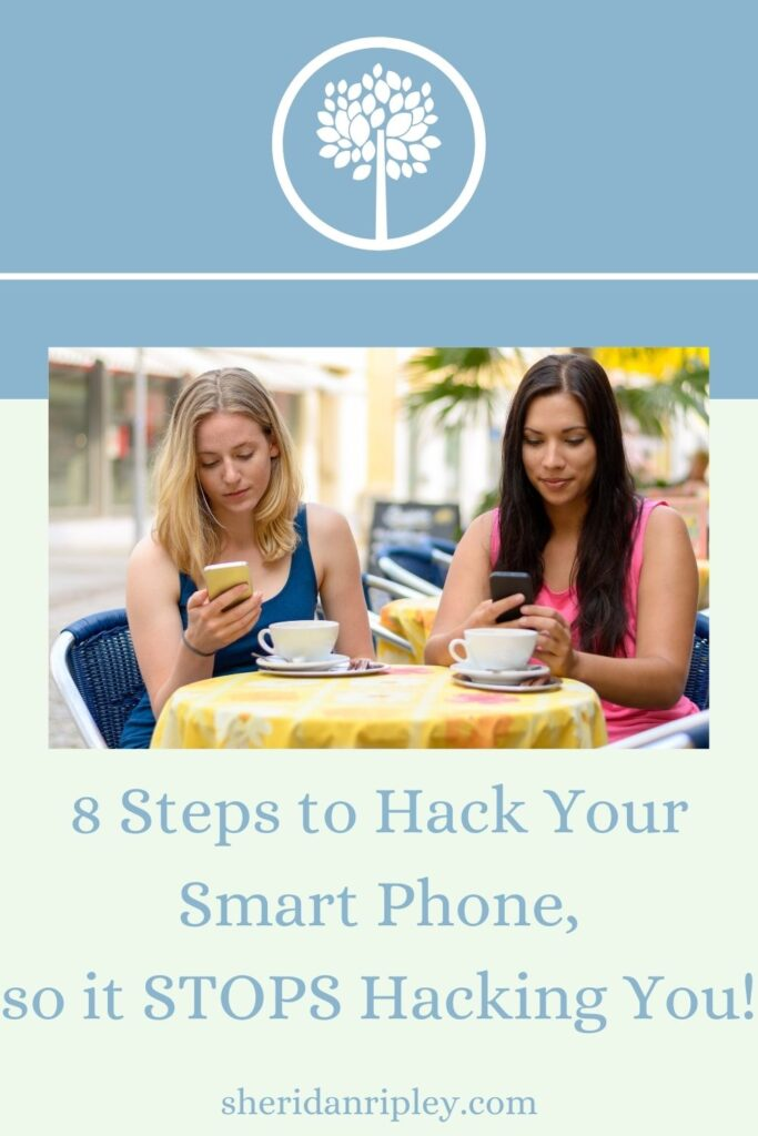 44. How to Hack Your Smart Phone so it Stops Hacking Your Dumb Brain!