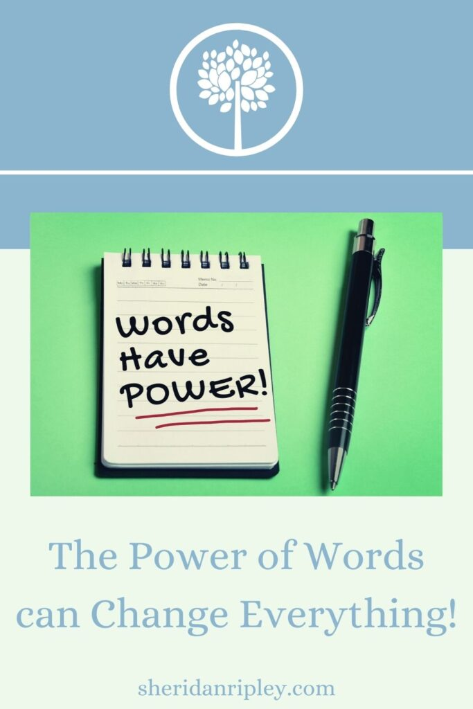 Crazy versus Exciting – the Power of Words Can Change Everything